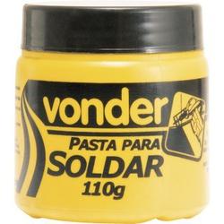 Pasta para Solda 110G Vonder - 10000 - FERTEK FERRAMENTAS