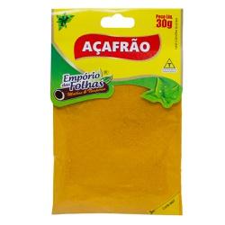 Açafrão 30g - 16164 - Fitoflora Produtos Naturais