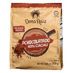 Achocolatado Com Açúcar Mascavo 200g - 17900 - Fitoflora Produtos Naturais