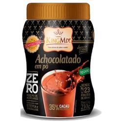 Achocolatado Em Pó 35% Cacau Premium 210g - 18044 - Fitoflora Produtos Naturais