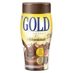 Achocolatado Gold Diet 210g - 4309 - Fitoflora Produtos Naturais
