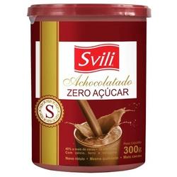Achocolatado Zero Açúcar 300g - 12642 - Fitoflora Produtos Naturais