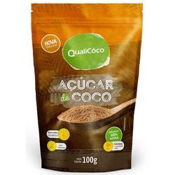 Açúcar de Coco 100g - 15487 - Fitoflora Produtos Naturais