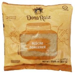 Açúcar Demerara 500g - 17908 - Fitoflora Produtos Naturais