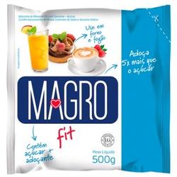 Adoçante Magro Fit 500g - 11561 - Fitoflora Produtos Naturais