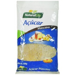 Açúcar Mascavo 500g - 15966 - Fitoflora Produtos Naturais