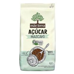 Açúcar Mascavo Orgânico 400g - 13852 - Fitoflora Produtos Naturais