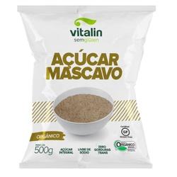 Açúcar Mascavo Orgânico 500g - 13098 - Fitoflora Produtos Naturais