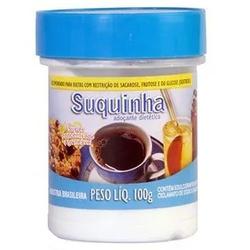 Adoçante Suquinha Diet 100g - 3835 - Fitoflora Produtos Naturais