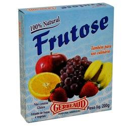 Adoçante Frutose 200g - 4439 - Fitoflora Produtos Naturais