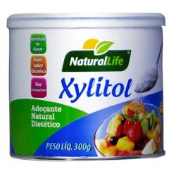 Adoçante Natural Dietético Xylitol 300g - 16101 - Fitoflora Produtos Naturais