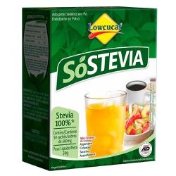 Adoçante Só Stevia 50saches x 0,6g - 11546 - Fitoflora Produtos Naturais