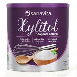 Adoçante Xylitol 300g - 16697 - Fitoflora Produtos Naturais