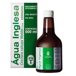 Água Inglesa 500ml - 17122 - Fitoflora Produtos Naturais