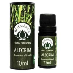 Óleo Essencial Alecrim 10ml - 13805 - Fitoflora Produtos Naturais