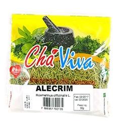 Alecrim 30g - 14154 - Fitoflora Produtos Naturais