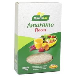 Amaranto em Flocos 150g - 15971 - Fitoflora Produtos Naturais