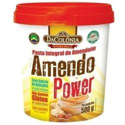 Amendo Power Pasta Integral de Amendoim 500g - 165... - Fitoflora Produtos Naturais