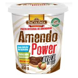 Amendo Power Avelã e Cacau Integral 450g - 17288 - Fitoflora Produtos Naturais