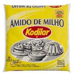 Amido de Milho Pacote 500g - 15973 - Fitoflora Produtos Naturais