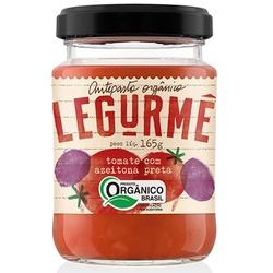 Antepasto Tomate com Azeitona Preta Orgânico 165g ... - Fitoflora Produtos Naturais