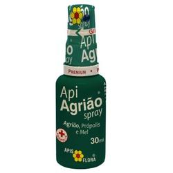 Apiagrião Spray Agrião, Própolis e Mel 30ml - 1586... - Fitoflora Produtos Naturais
