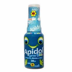 Apidol Spray Menta Kids 30ml - 1756 - Fitoflora Produtos Naturais
