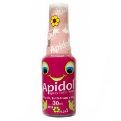 Apidol Spray Tutti Frutti Kids 30ml - 3436 - Fitoflora Produtos Naturais