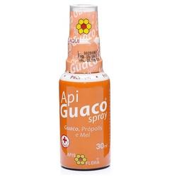 Apiguaco Spray Própolis, Mel E Guaco 30ml - 01995 - Fitoflora Produtos Naturais