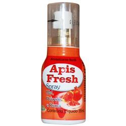 Apis Fresh Spray Própolis Mel e Romã 35ml - 2925 - Fitoflora Produtos Naturais