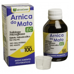 Arnica do Mato EC 100ml - 12591 - Fitoflora Produtos Naturais