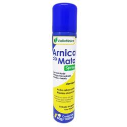 Arnica do Mato Spray Via Botânica 100ml - 17368 - Fitoflora Produtos Naturais