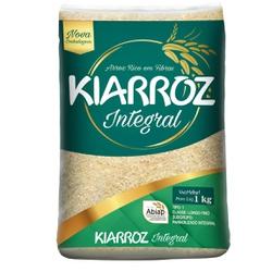 Arroz Integral Kiarroz 1kg - 14612 - Fitoflora Produtos Naturais