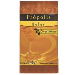 Bala Própolis 40g - 192 - Fitoflora Produtos Naturais