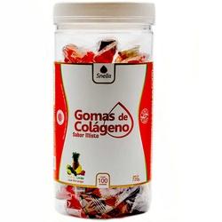 Gomas de Colágeno Zero Misto 720g - 14579 - Fitoflora Produtos Naturais