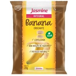 Banana Crocante Integral 20g - 11403 - Fitoflora Produtos Naturais