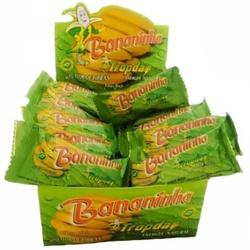 Bananinha Com Açúcar Display 30 x 30g - 12454 - Fitoflora Produtos Naturais