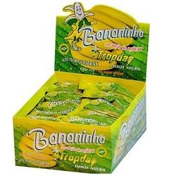 Bananinha Sem Açúcar Display 30 x 30g - 12455 - Fitoflora Produtos Naturais