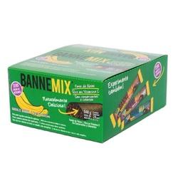 Bannemix Barra de Banana Zero Display 24 x 27g - 1... - Fitoflora Produtos Naturais