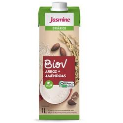 BioV de Arroz + Amêndoas Organico Vegan 1 litro - ... - Fitoflora Produtos Naturais
