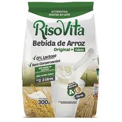 Bebida de Arroz Em Pó Original 300g - 15503 - Fitoflora Produtos Naturais