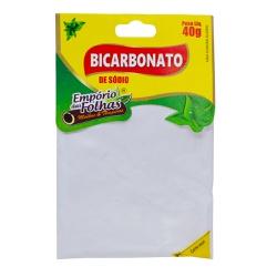 Bicarbonato de Sódio 40g - 16167 - Fitoflora Produtos Naturais