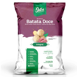 Biscoito de Batata Doce Integral Vegano 150g - 183... - Fitoflora Produtos Naturais