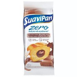 Bolinho Zero De Baunilha Com Recheio De Chocolate ... - Fitoflora Produtos Naturais