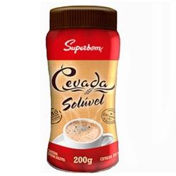 Café de Cevada Solúvel Sem Açúcar 200g - 11046 - Fitoflora Produtos Naturais