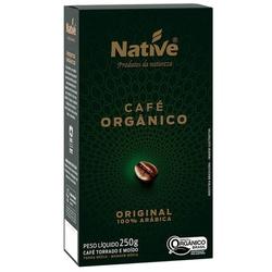 Café Orgânico 250g - 4844 - Fitoflora Produtos Naturais