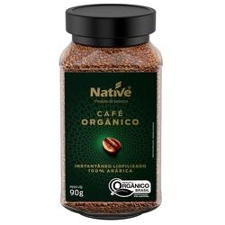 Café Orgânico Liofilizado 90g - 4846 - Fitoflora Produtos Naturais