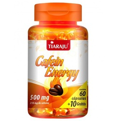 Cafein Energy 30caps x 500mg - 13347 - Fitoflora Produtos Naturais