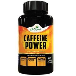 Caffeine Cafeína Anidra 60 cáps x 1000mg - 15022 - Fitoflora Produtos Naturais