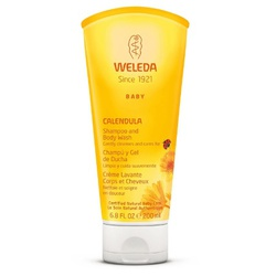 Calêndula Baby Shampoo Body Wash 200ml - 14144 - Fitoflora Produtos Naturais
